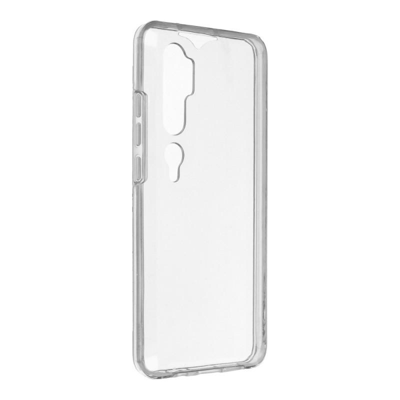 Husa Xiaomi Mi Note 10 / Mi Note 10 Pro - FullCover 360 (Fata + Spate), transparenta - 2