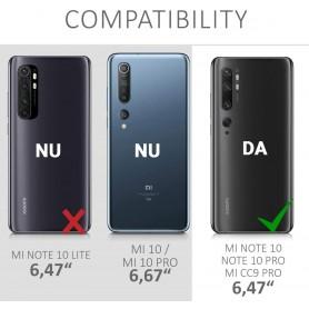 Husa Xiaomi Mi Note 10 / Mi Note 10 Pro - FullCover 360 (Fata + Spate), transparenta  - 3