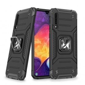 Husa Carcasa Spate pentru Samsung Galaxy A51 - Wozinsky Ring Armor Case Kickstand  - 1