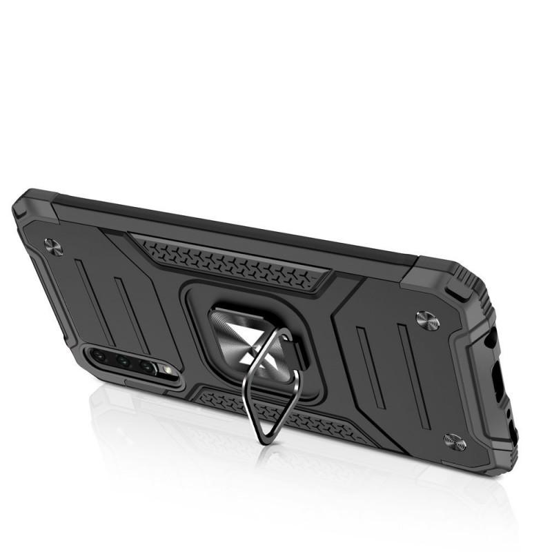Husa Carcasa Spate pentru Samsung Galaxy A51 - Wozinsky Ring Armor Case Kickstand - 2