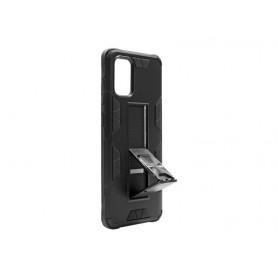 Husa Samsung Galaxy A42 5G - Tpu Hybrid Stand, Neagra  - 3