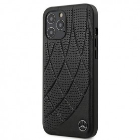 Husa Carcasa Spaste iPhone 12 Pro Max - Originala Mercedes - Bow Line  - 1