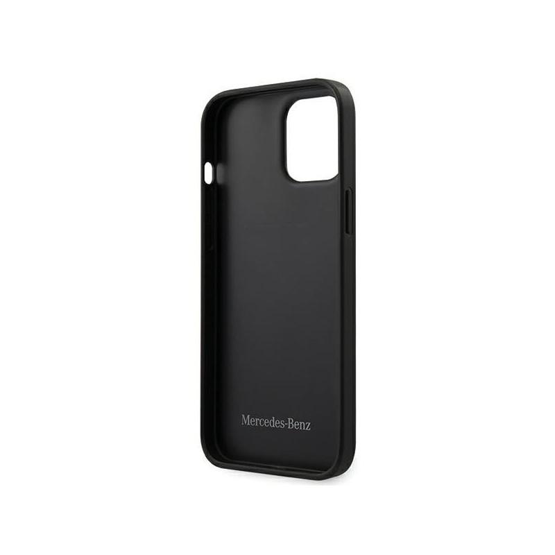 Husa Carcasa Spaste iPhone 12 Pro Max - Originala Mercedes - Wave Line - 2