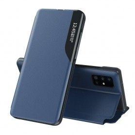 Husa pentru Samsung Galaxy Note 20 / Galaxy Note 20 5G - Flip Tip Carte Eco Piele View Stand  - 4