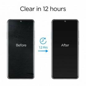 Folie Samsung Galaxy Note 20 Ultra - Spigen Neo Flex HD - Clear [ 2 bucati ] Spigen - 4