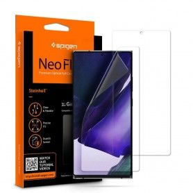 Folie Samsung Galaxy Note 20 - Spigen Neo Flex HD - Clear [ 2 bucati ] Spigen - 1