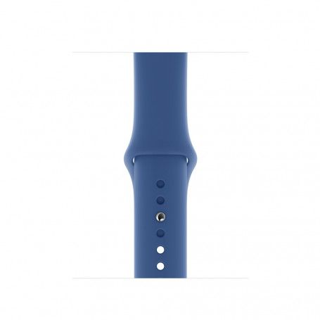 Curea Sport, compatibila Apple Watch 1/2/3/4, Silicon, 42mm/44mm, Albastru la pret imbatabile de 39,90LEI , intra pe PrimeShop.ro.ro si convinge-te singur