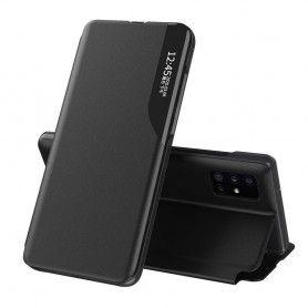 Husa pentru Samsung Galaxy Note 20 / Galaxy Note 20 5G - Flip Tip Carte Eco Piele View Stand  - 1