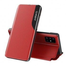 Husa pentru Samsung Galaxy Note 20 / Galaxy Note 20 5G - Flip Tip Carte Eco Piele View Stand  - 6