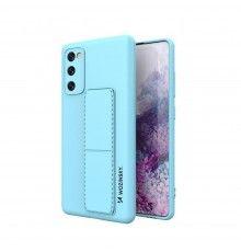 Husa Carcasa spate pentru Samsung Galaxy S20 FE / S20 FE 5G - Wozinsky Silicon Kickstand  - 3