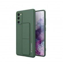 Husa Carcasa spate pentru Samsung Galaxy S20 FE / S20 FE 5G - Wozinsky Silicon Kickstand  - 4