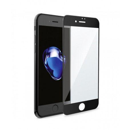 Folie Protectie Ecran pentru iPhone 6 Plus / 6S Plus, Sticla securizata, Full 3D 0.33mm, Negru la pret imbatabile de 29,00LEI , intra pe PrimeShop.ro.ro si convinge-te singur