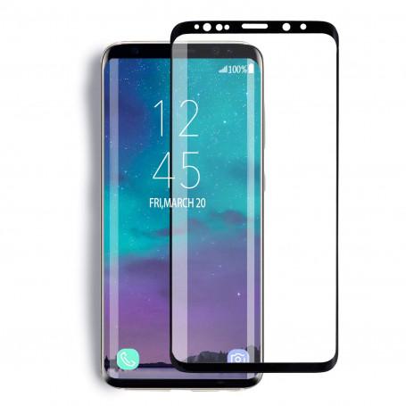 Folie Protectie Ecran pentru Samsung S9, Sticla securizata, Full 3D 0.24mm, Negru la pret imbatabile de 35,00LEI , intra pe PrimeShop.ro.ro si convinge-te singur