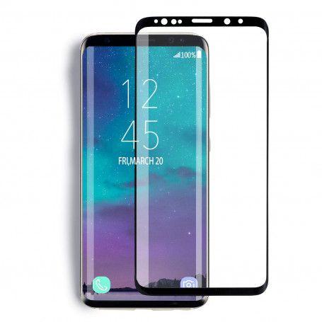 Folie Protectie Ecran pentru Samsung S8 Plus, Sticla securizata, Full 3D 0.24mm, Negru la pret imbatabile de 35,00LEI , intra pe PrimeShop.ro.ro si convinge-te singur