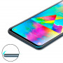 Folie Protectie Ecran pentru Samsung Galaxy A50, Sticla securizata, Full 3D 0.33mm, Negru