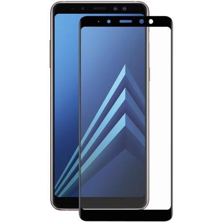 Folie Protectie Ecran pentru Samsung Galaxy A8 (2018), Sticla securizata, 3D 0.33mm, Negru la pret imbatabile de 34,00LEI , intra pe PrimeShop.ro.ro si convinge-te singur