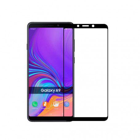 Folie Protectie Ecran pentru Samsung Galaxy A9 (2018), Sticla securizata, 3D 0.33mm, Negru la pret imbatabile de 34,00lei , intra pe PrimeShop.ro.ro si convinge-te singur