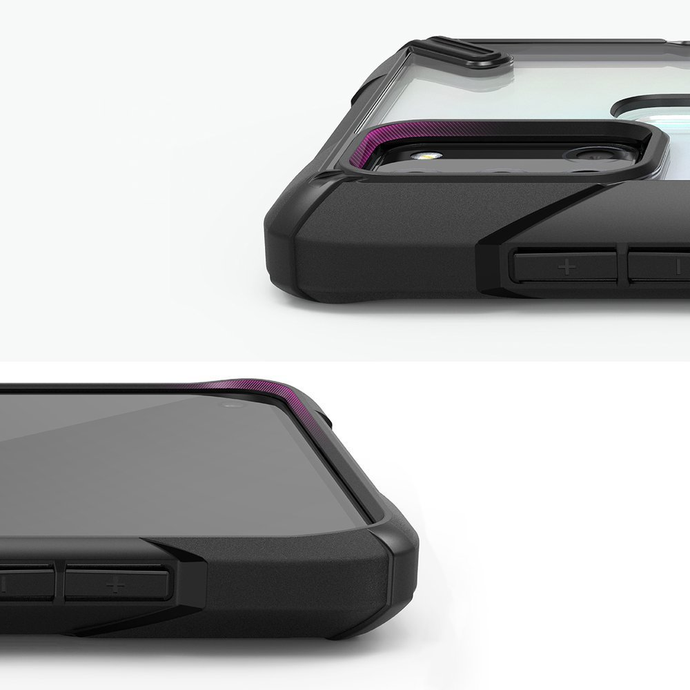Husa Fusion X Ringke Samsung Galaxy A21s