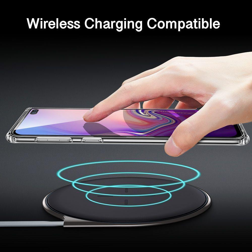 Husa de telefon, Esr Essential pentru Samsung S10+ Plus, Crystal Clear, Transparenta - 6