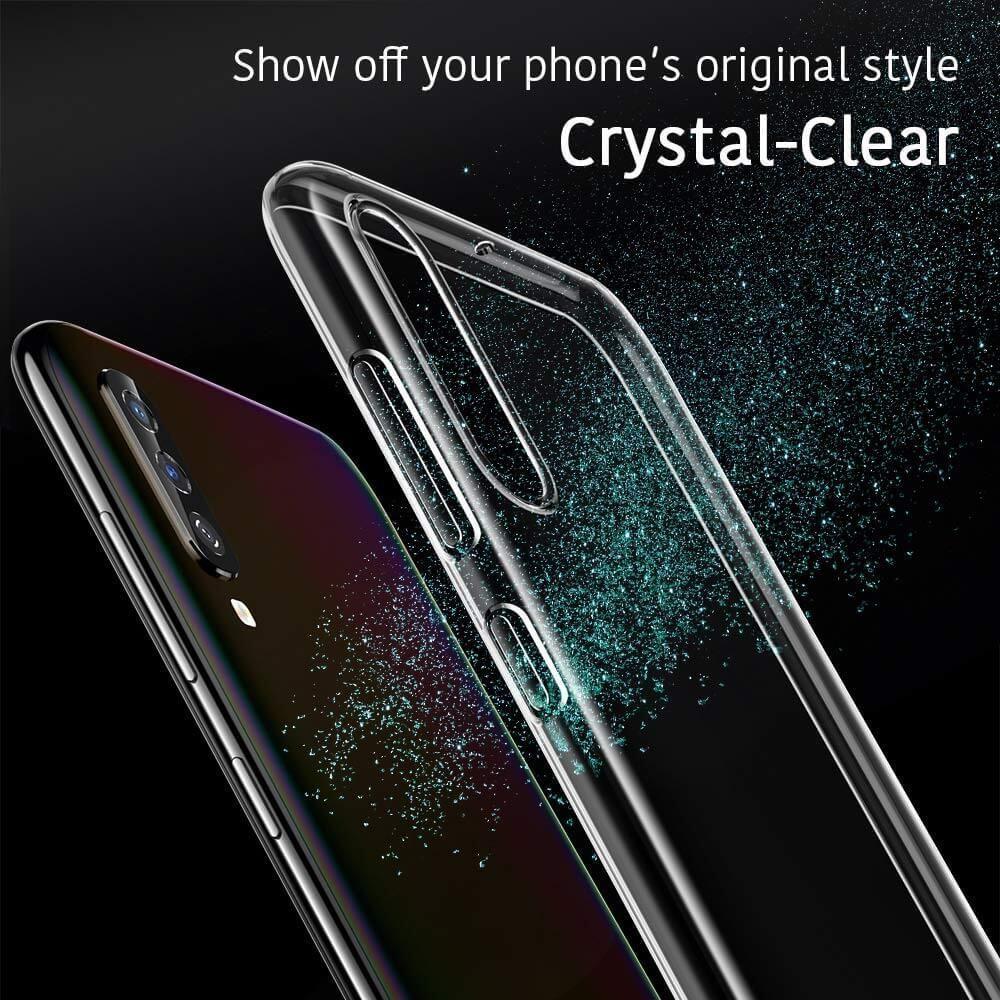 Husa Telefon Samsung A50, ESR Essential, Crystal Clear, Transparenta - 3