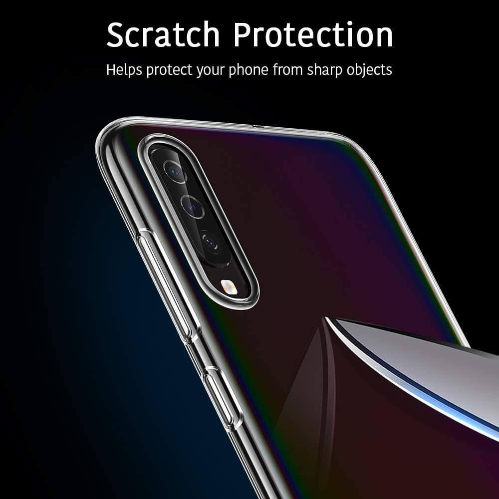 Husa Telefon Samsung A50, ESR Essential, Crystal Clear, Transparenta - 6