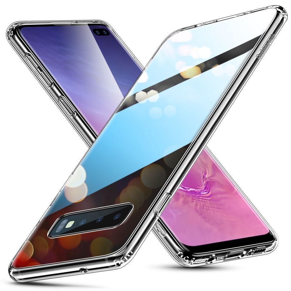 Husa Telefon Samsung S10+ Plus, ESR Mimic, Clear - 10