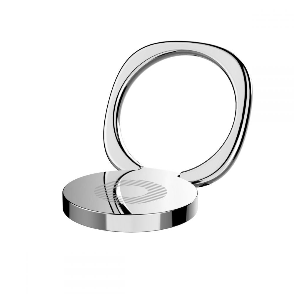 PrimeShop.ro - BASEUS MAGNETIC 360 PHONE RING SILVER