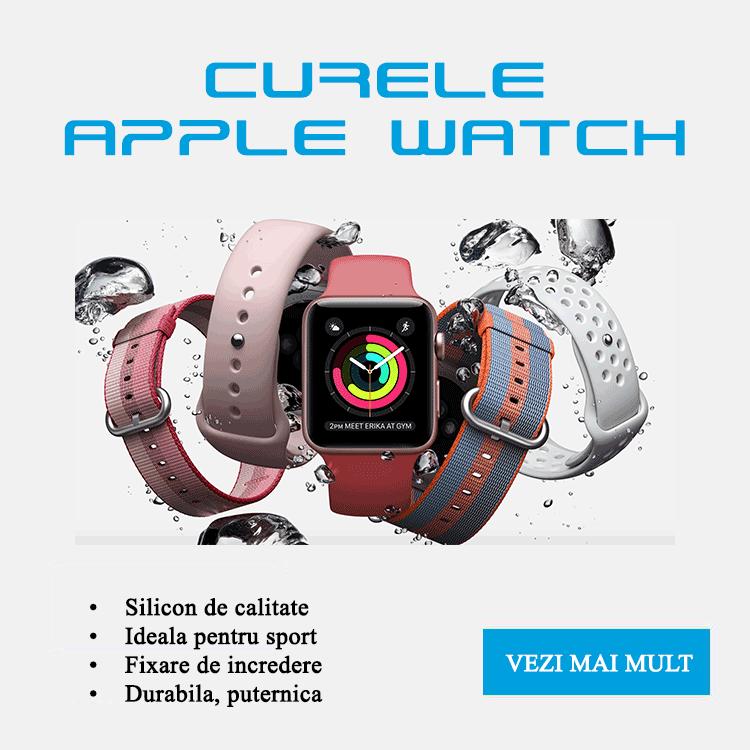 Curele pentru Apple Watch