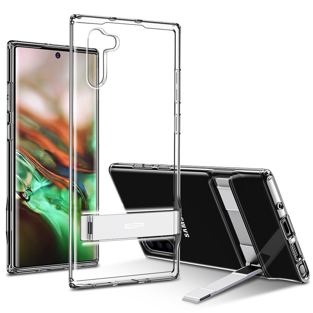 PrimeShop.ro - ESR AIR SHIELD BOOST GALAXY NOTE 10 CLEAR