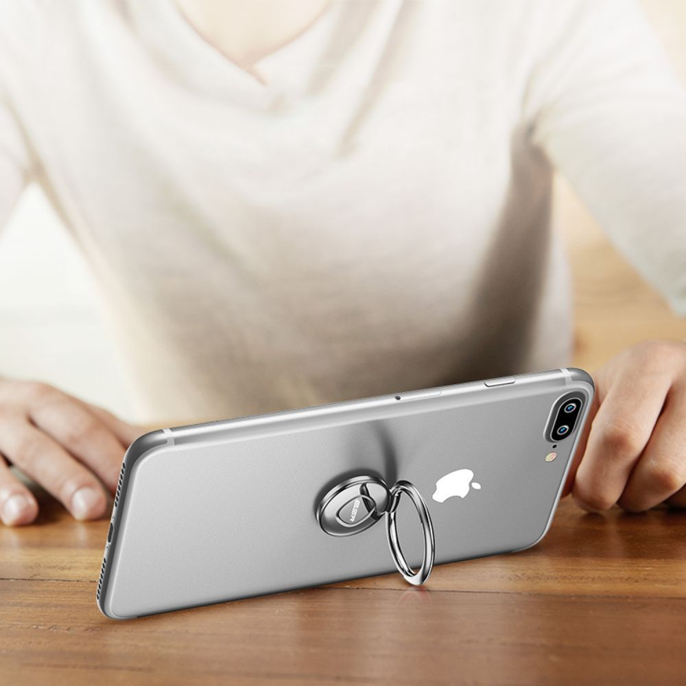 PrimeShop.ro - ESR MAGNETIC TELEFON RING SILVER
