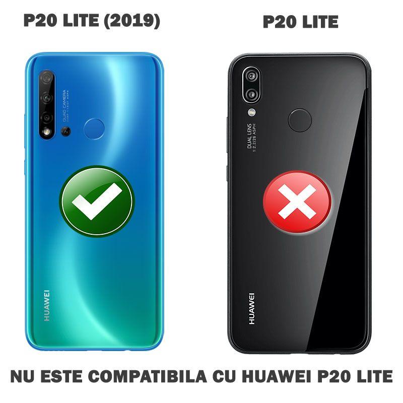 Nu este compatibila cu Huawei P20 Lite (2018)