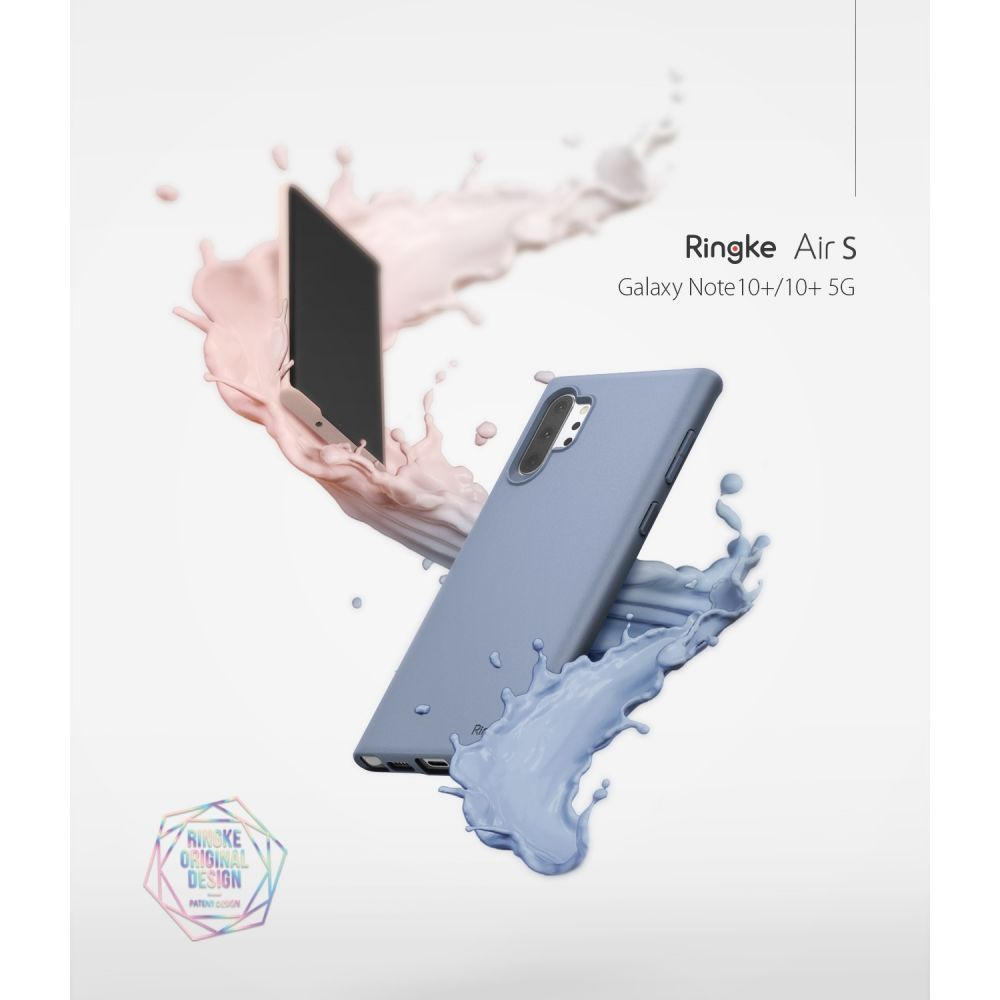 PrimeShop.ro - RINGKE AIR S GALAXY NOTE 10+ PLUS BLACK