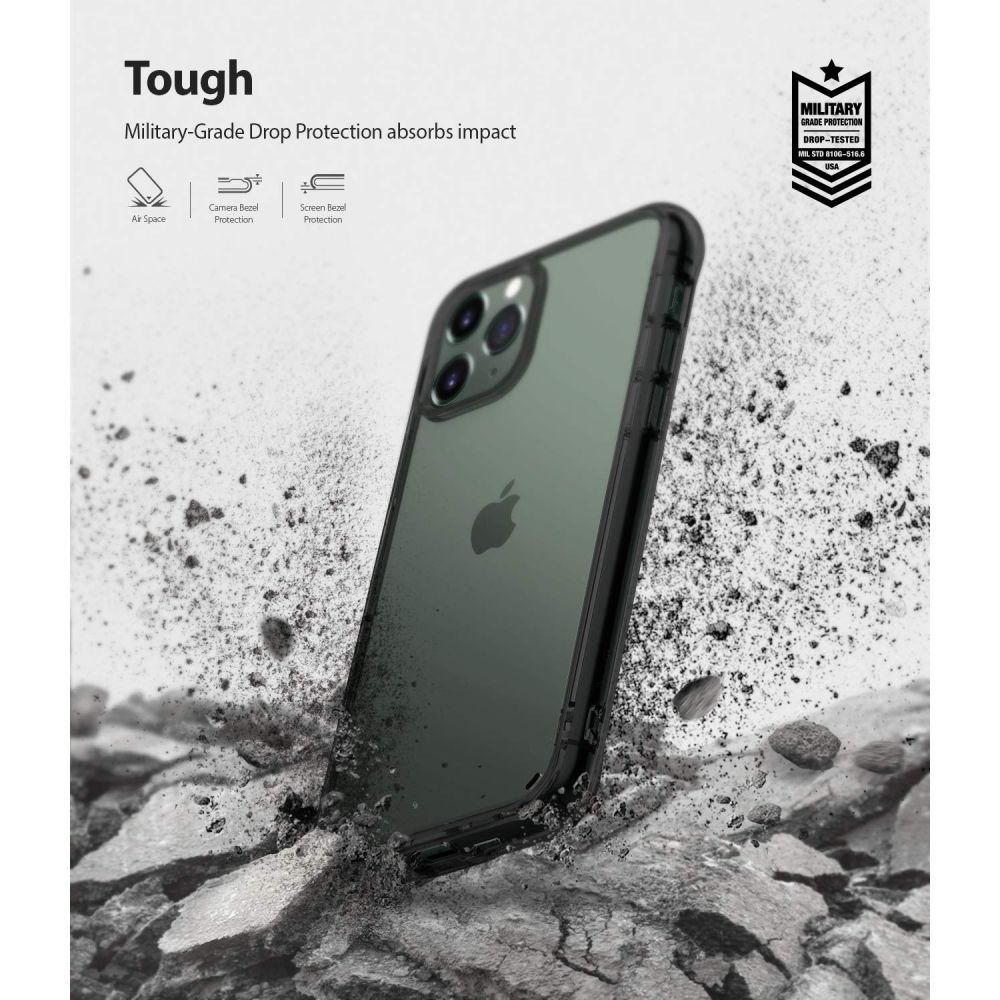 PrimeShop.ro - RINGKE FUSION IPHONE 11 PRO SMOKE BLACK