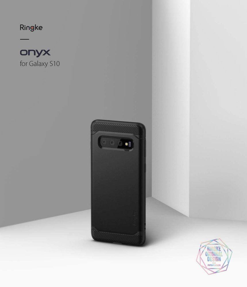 PrimeShop.ro - RINGKE ONYX GALAXY S10 BLACK
