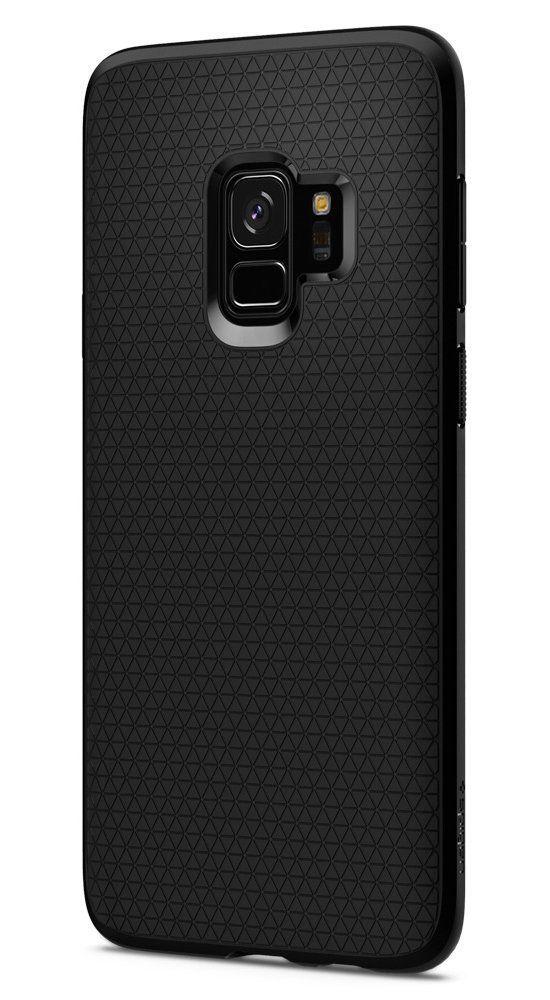 PrimeShop.ro - SPIGEN LIQUID AIR GALAXY S9 MATTE BLACK