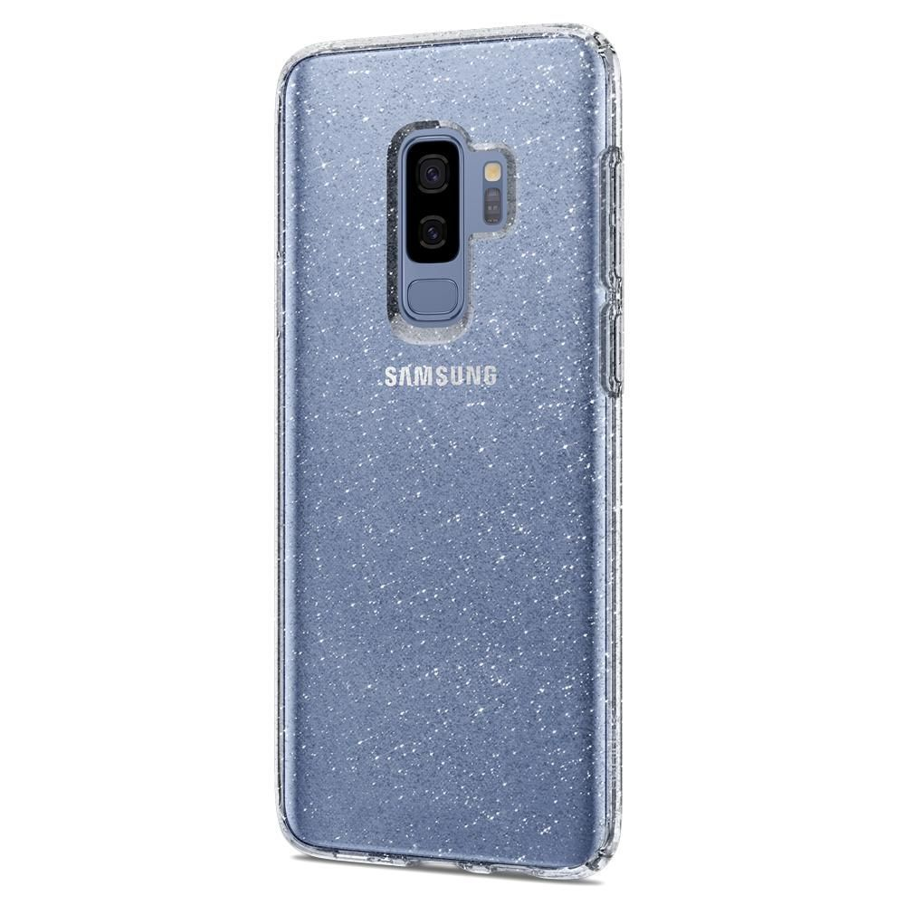 PrimeShop.ro - SPIGEN LIQUID CRYSTAL GALAXY S9 + PLUS GLITTER CRYSTAL QUARTZ