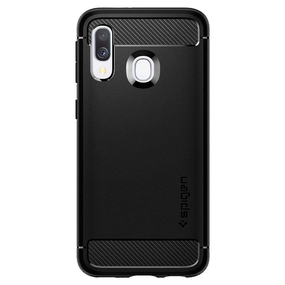 PrimeShop.ro - ARMOR ARGOR RUGGED ARMOR GALAXY A40 MATTE BLACK