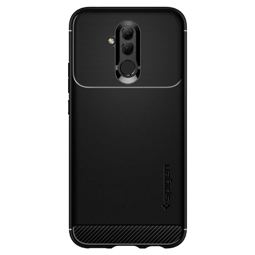 PrimeShop.ro - SPIGEN RUGGED ARMOR HUAWEI MATE 20 LITE BLACK