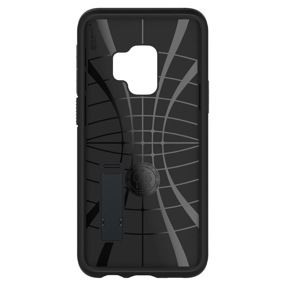 PrimeShop.ro - SPIGEN SLIM ARMOR GALAXY S9 METAL SLATE