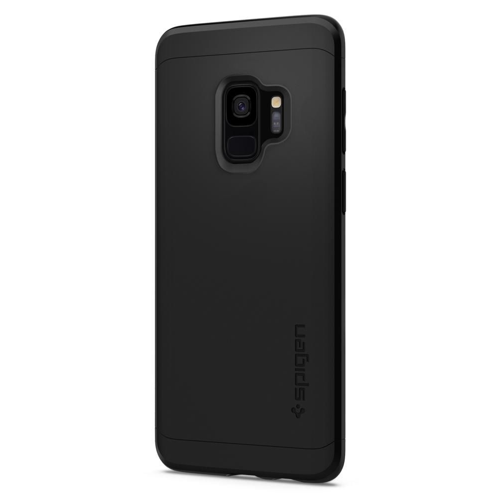 PrimeShop.ro - SPIGEN THIN FIT 360 GALAXY S9 BLACK