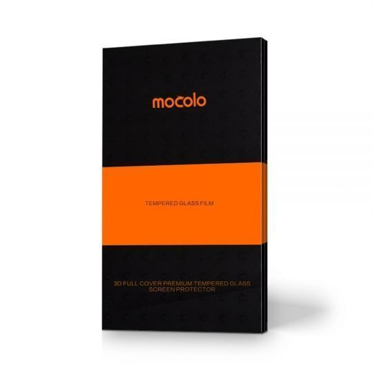 PrimeShop.ro - MOCOLO TG + MICOLO TG + 3D HUAWEI MATE 20 LITE BLACK