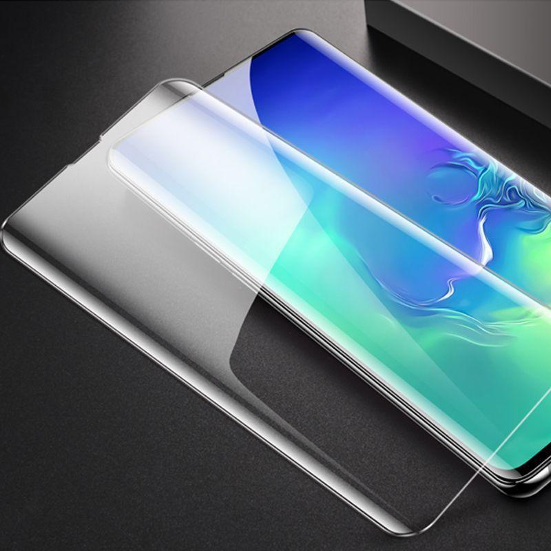 PrimeShop.ro - MOCOLO GLAS TEMPERAT UV GALAXY S9 + PLUS CLEAR