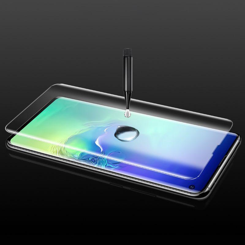 PrimeShop.ro - MICOLO STICLA UV GALAXY S9 STICLA CU TEMPERARE CLARA