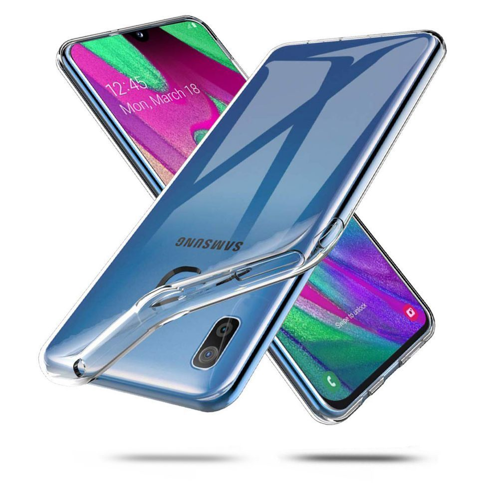PrimeShop.ro - TECH-PROTECT FLEXAIR GALAXY A40 CRYSTAL