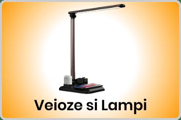 Veioze si lampi de birou